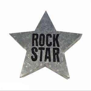 "Demdaco decorative star ""Rock Star"" Led light comp"